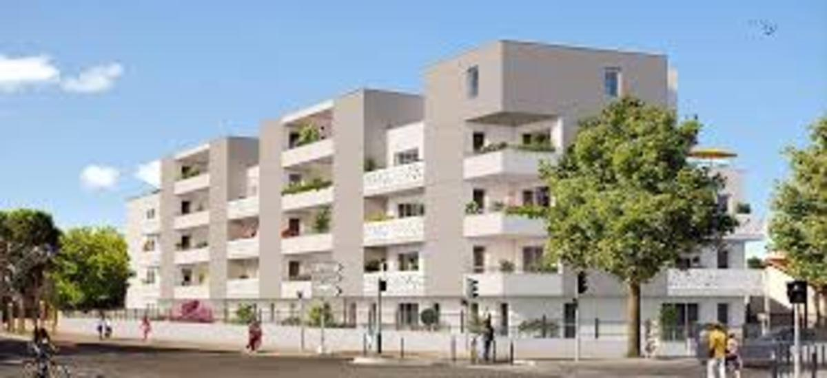 Vente Appartement MARSEILLE SAINT LOUP