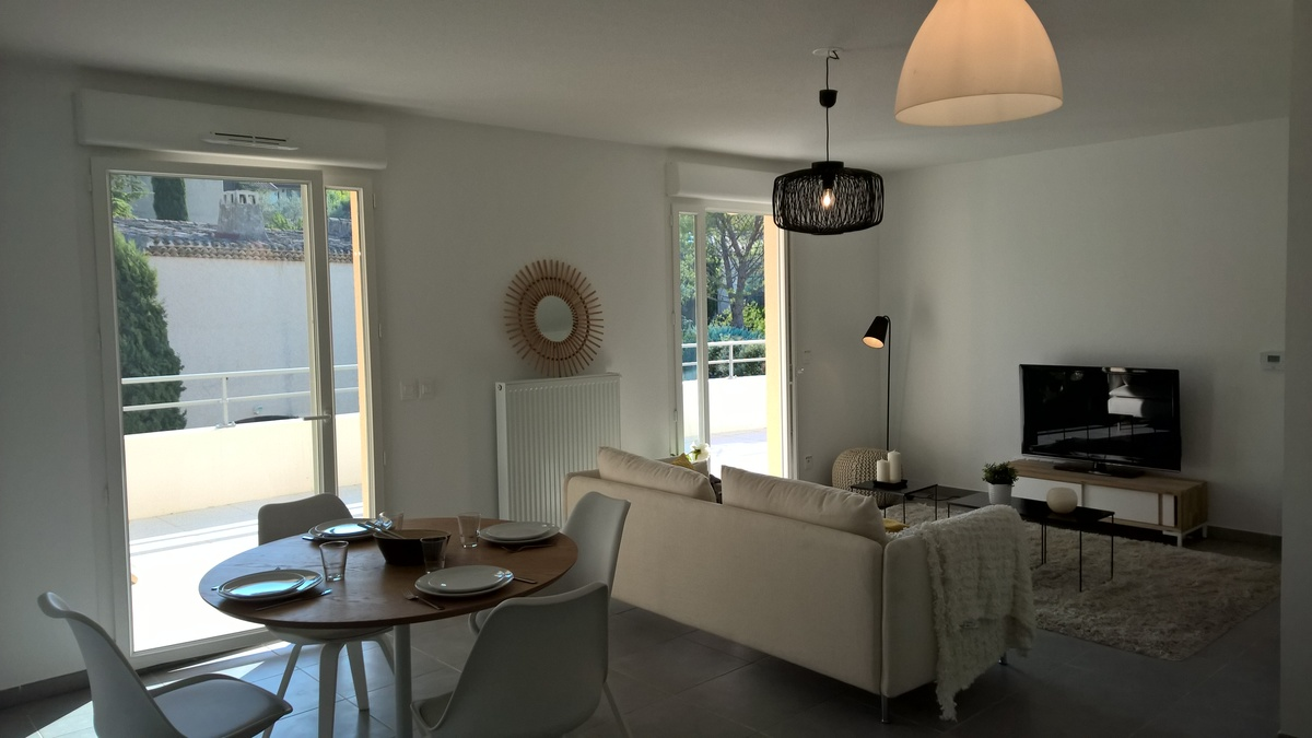 Appartement - MARSEILLE CROIX ROUGE